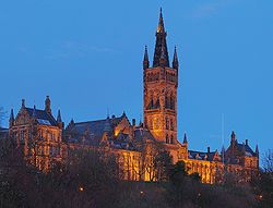 University of Glasgow Gilbert Scott Building - Feb 2008.jpg