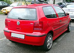 VW Polo III rear 20080717.jpg