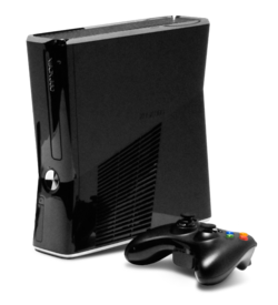 250 GB slim model and new-style controller