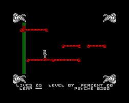 Screenshot of Spectrum version