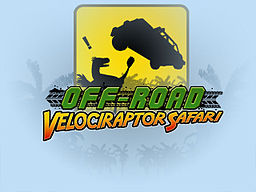 Off-road velociraptor safari splash screen.jpg