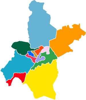 Subdivisions of Wuhan-China.png