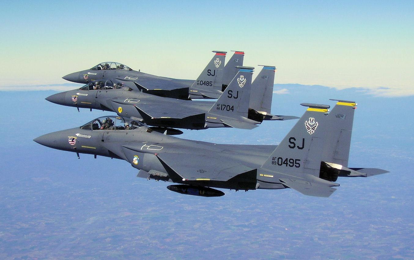 Seouls F35 Plans Thump F15 Silent Eagle  AWIN content