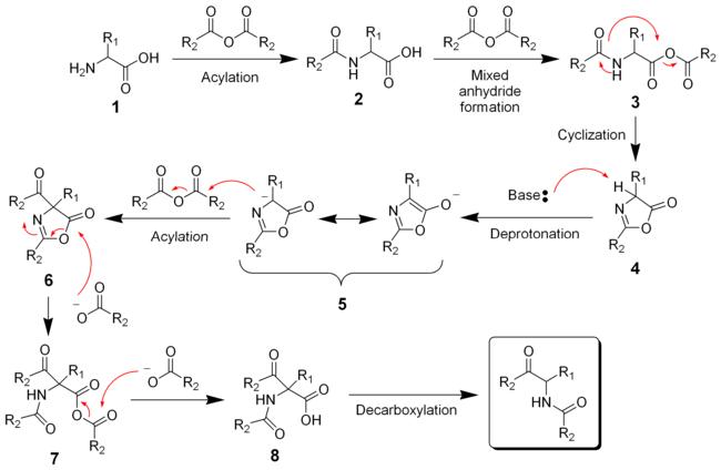 Room Temperature Decarboxylation Of Amino Acids