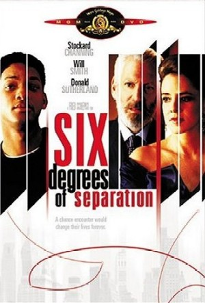 an analysis of six degrees of separation by john guare Film review and criticism: themes in six degrees of separation six degrees of separation john guare not only wrote the play six degrees of separation.