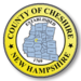 Seal of Cheshire County, New Hampshire