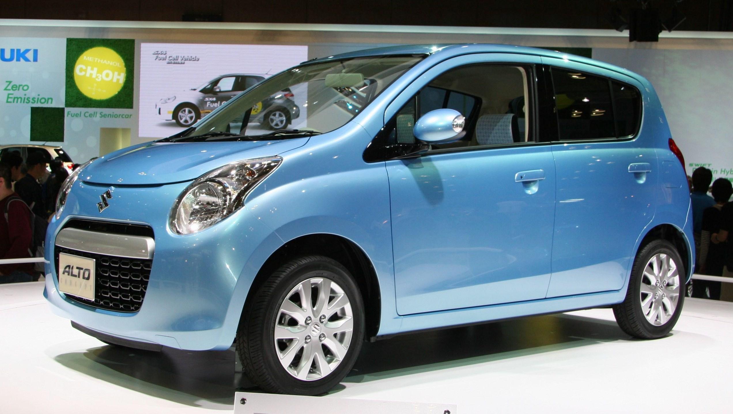 Suzuki Alto Cc Fuel Economy