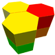 Truncated triangular prismatic honeycomb.png