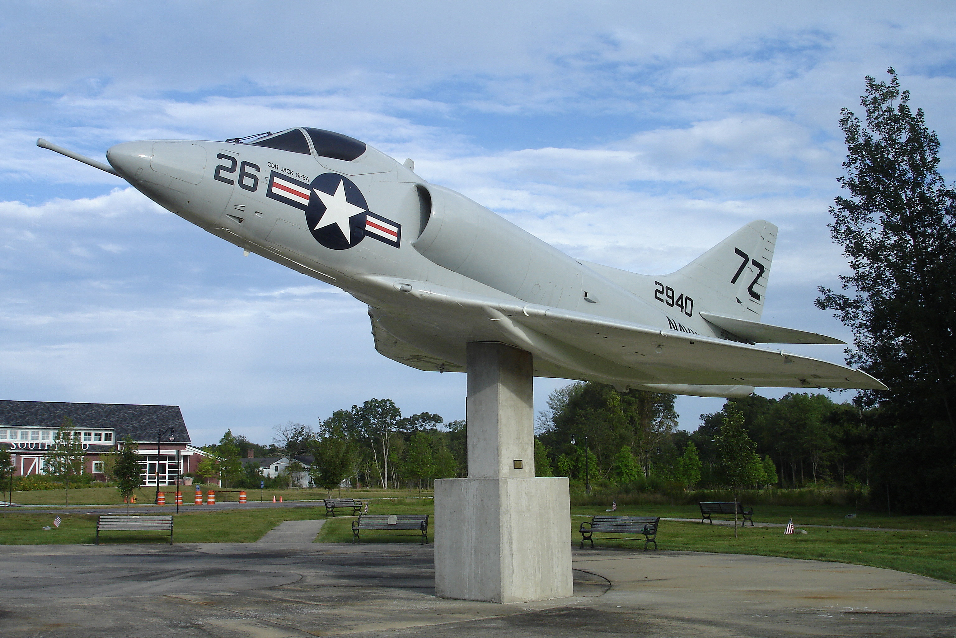naval air station south weymouth