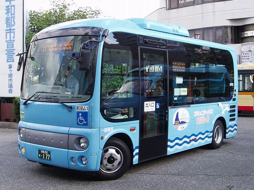 Nissan Passenger Van >> Minibus