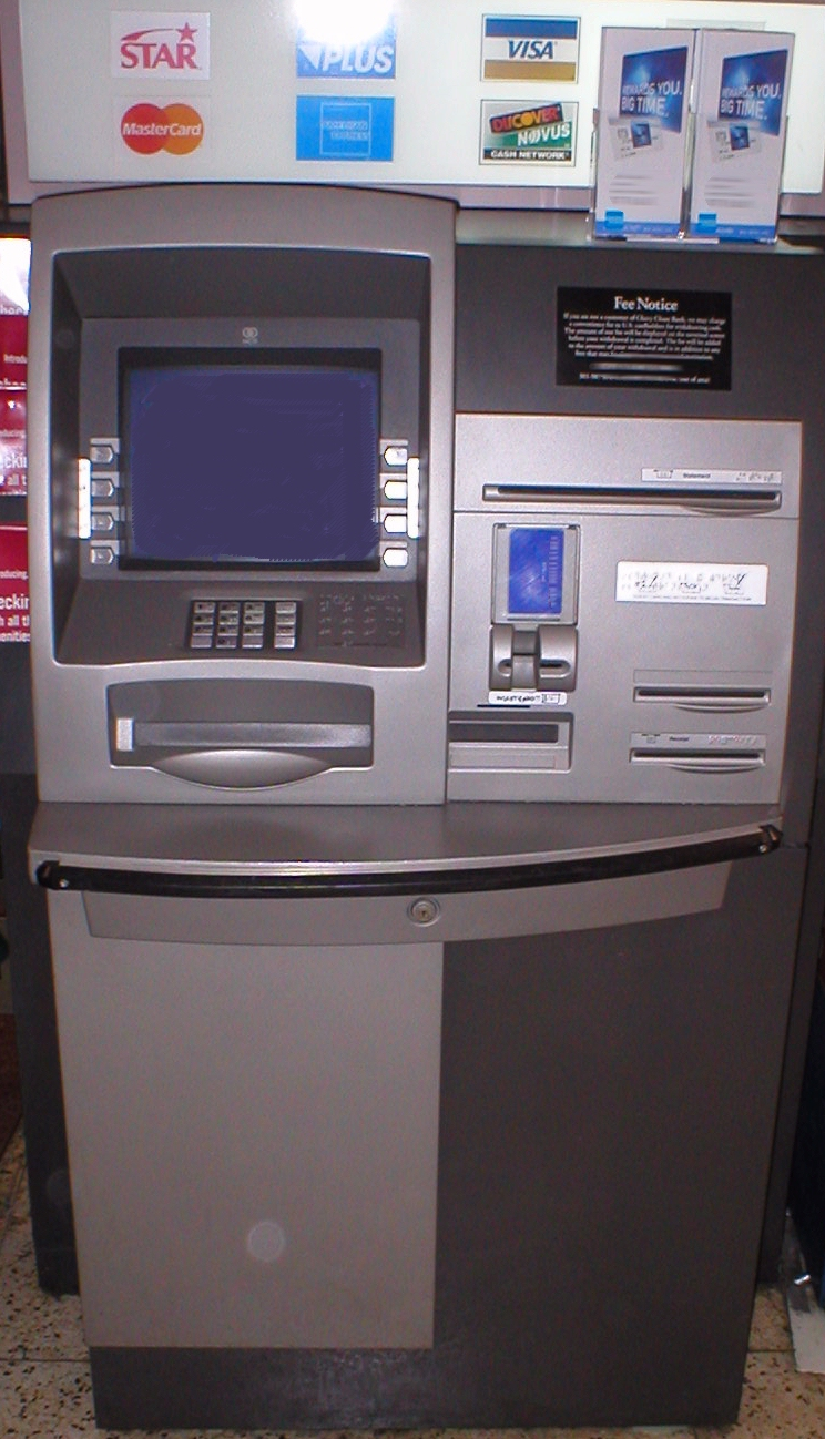 thesis about automated teller machine