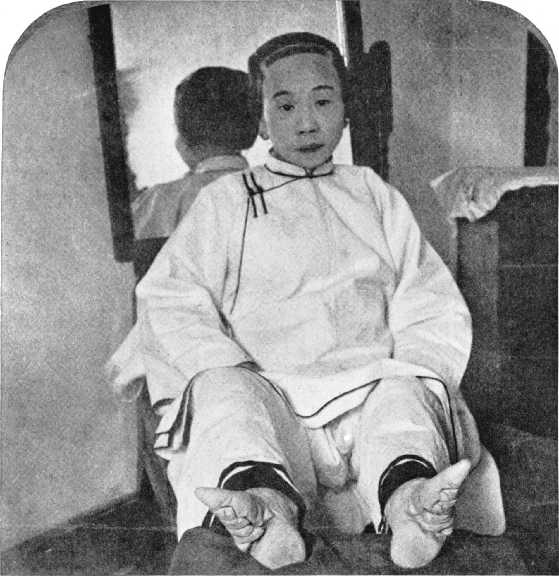 Почему китайцы не бреют между ног 17 фотография