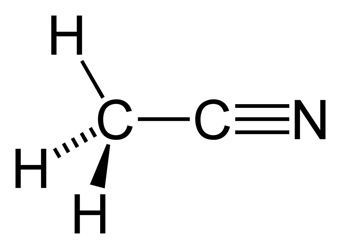 Acetonitrile Chemical Properties