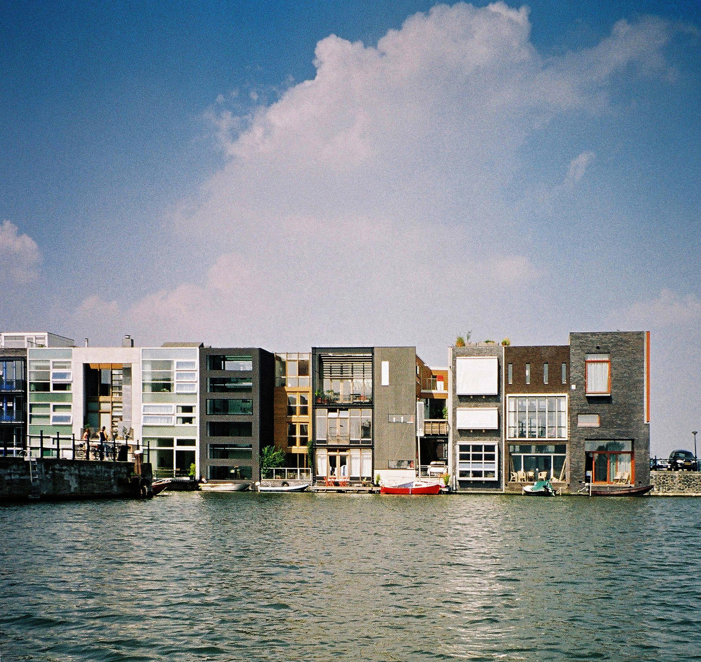 University Of Amsterdam Dorms: N. John Habraken