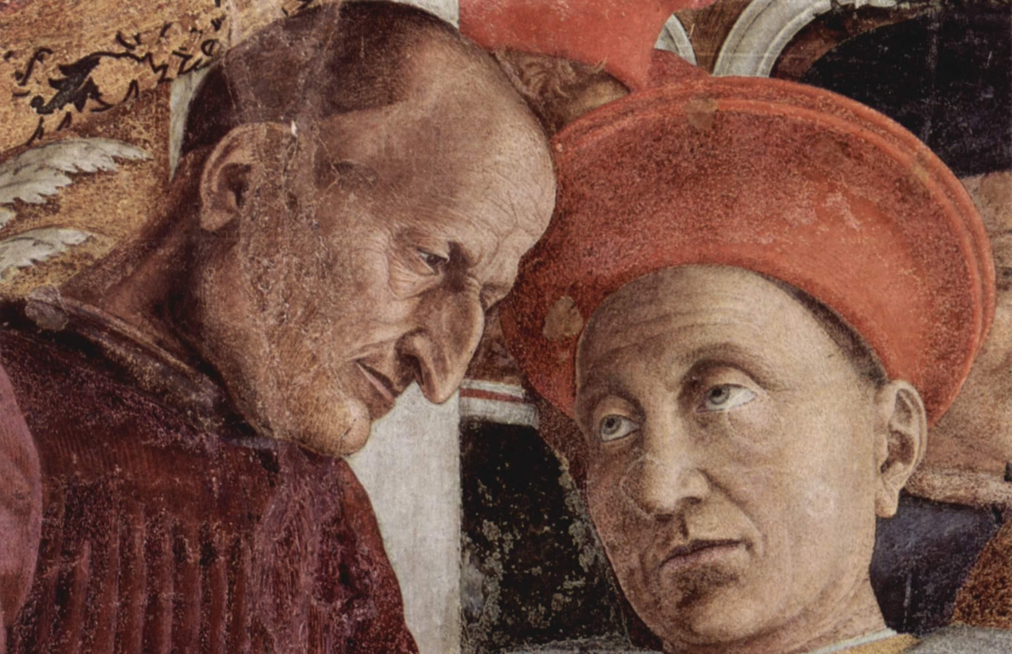 Duchy of mantua for Stanza degli sposi mantova