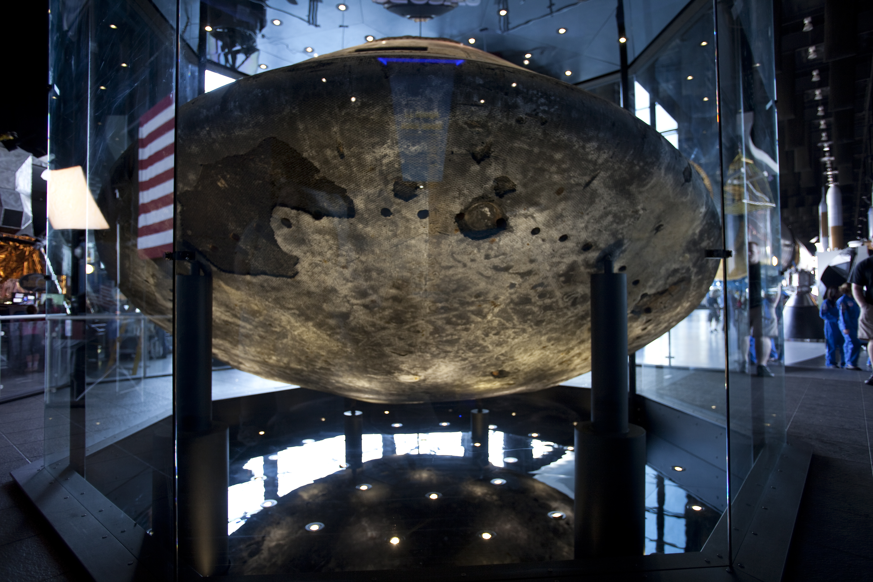 apollo space capsule heat shield - photo #37