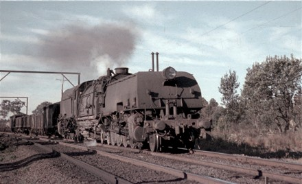 New South Wales AD60 class locomotive