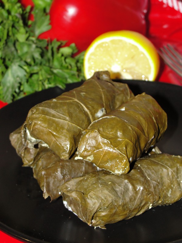 Dolma for Armenian national cuisine