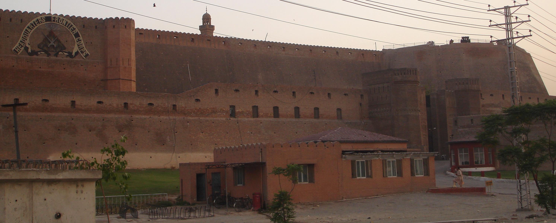 Jamrud Fort in Pakistan Pakistan Pharwala Fort 40 km