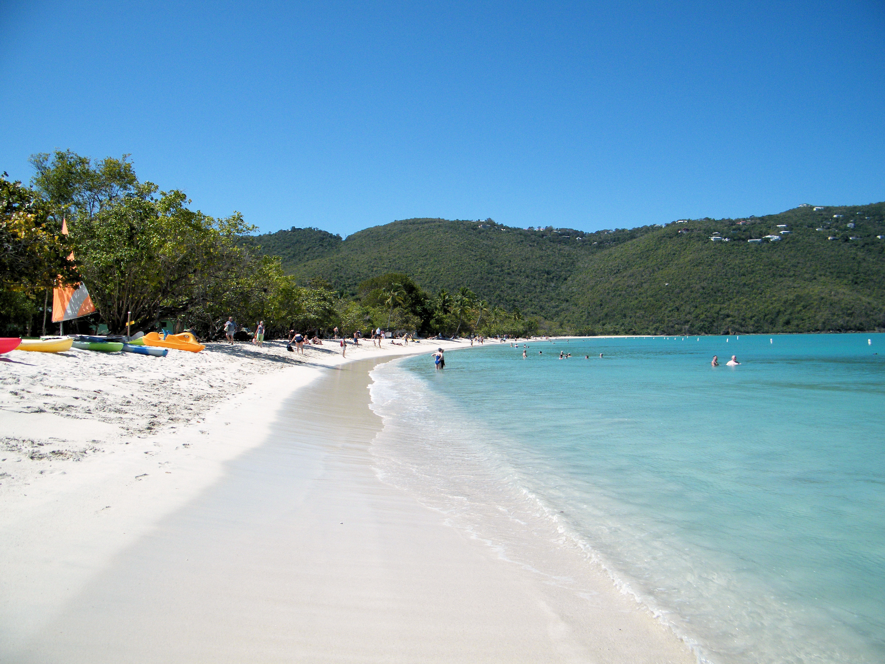 Virgin Islands Cruise Vacation Package