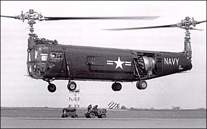 Bell HSL (Model 61) - американский противолодочный вертолёт.  Разработан и производился фирмой Bell Helicopter...