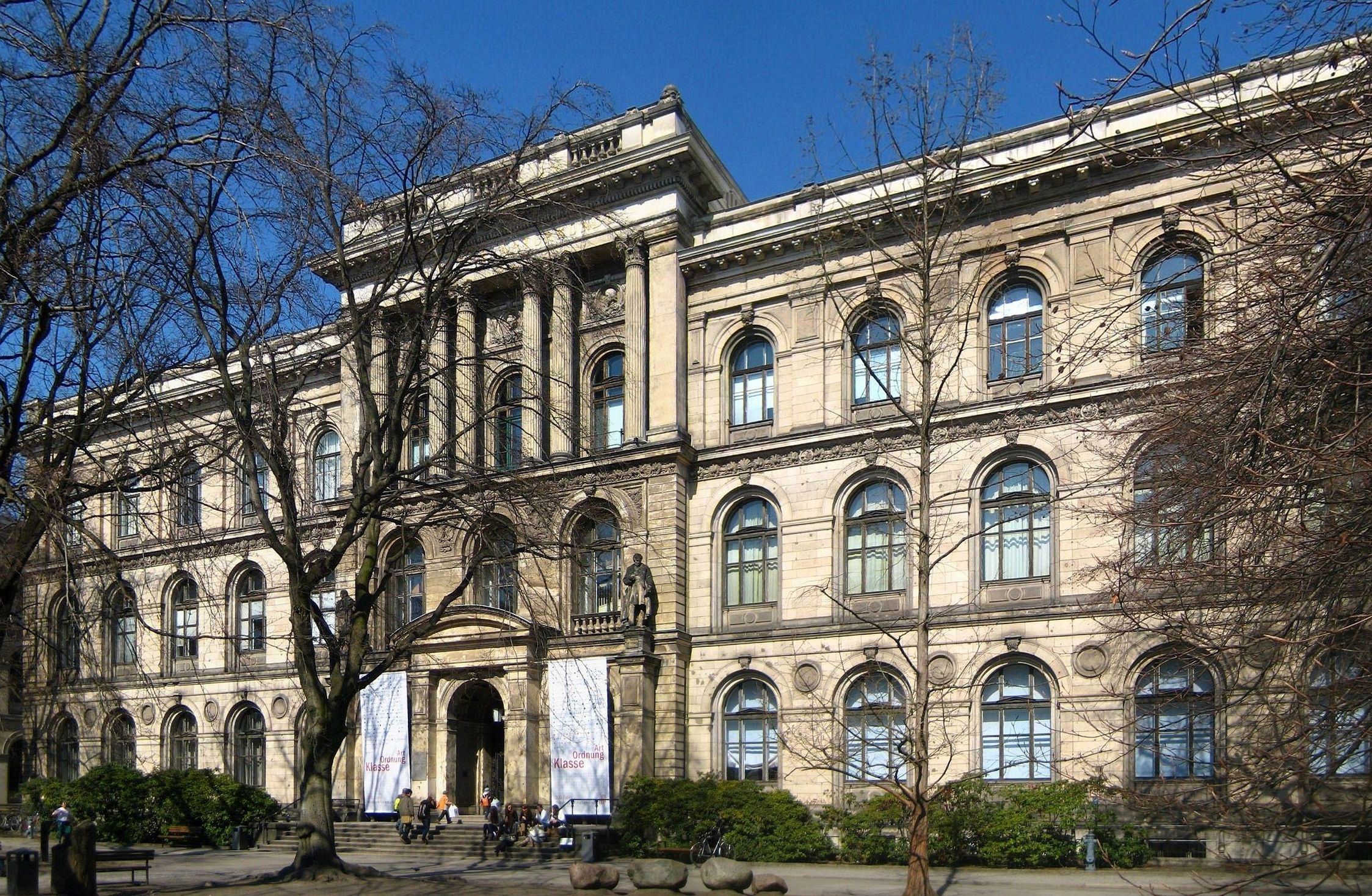 Humboldt Museum Of Natural History Berlin