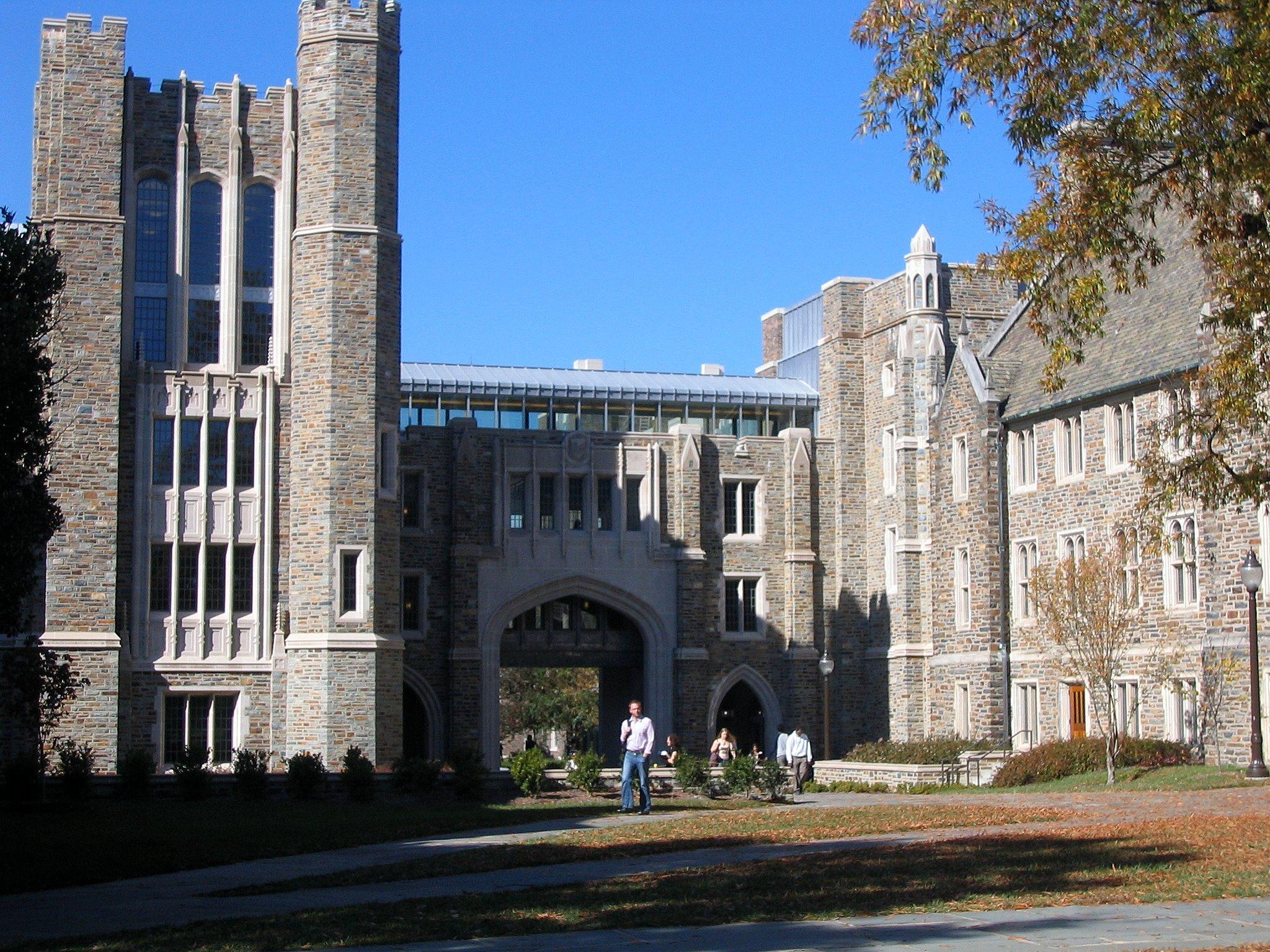 Duke university application essay