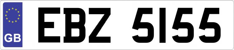 Car Number Plates Uk Regulations