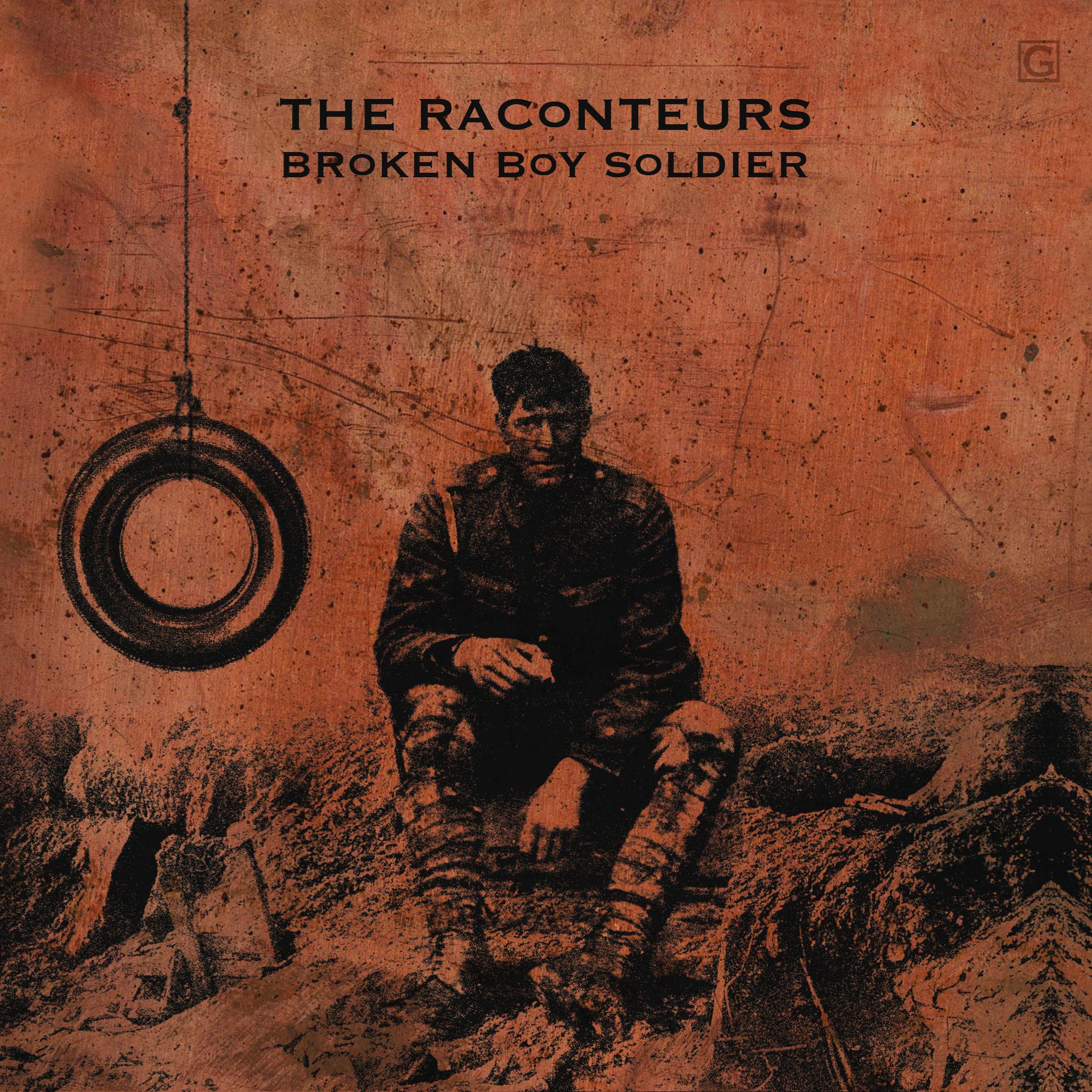The Raconteurs Broken Boy Soldier