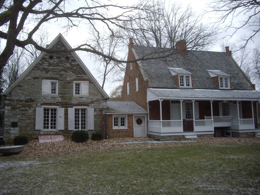American colonial architecture - Style colonial architecture ...
