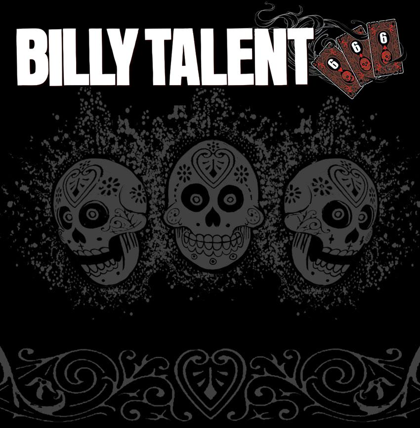 billy talent 666