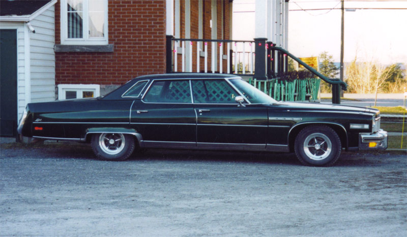 Buick Electra Limited 1975