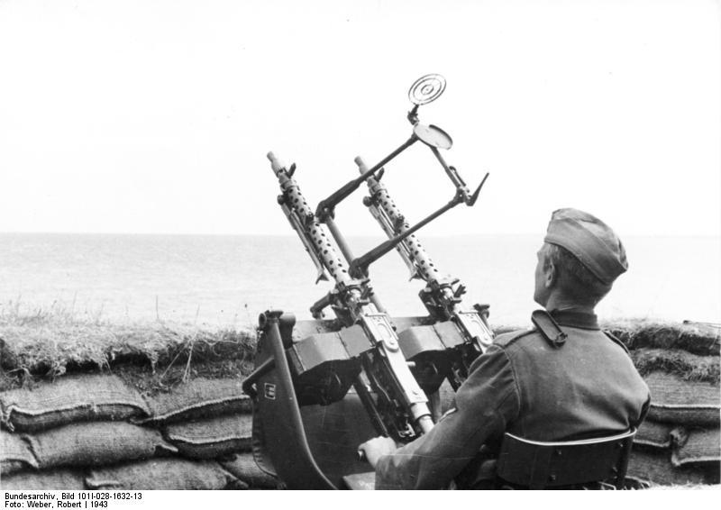 Maschinegewehr 42 Wallpaper: MG 34