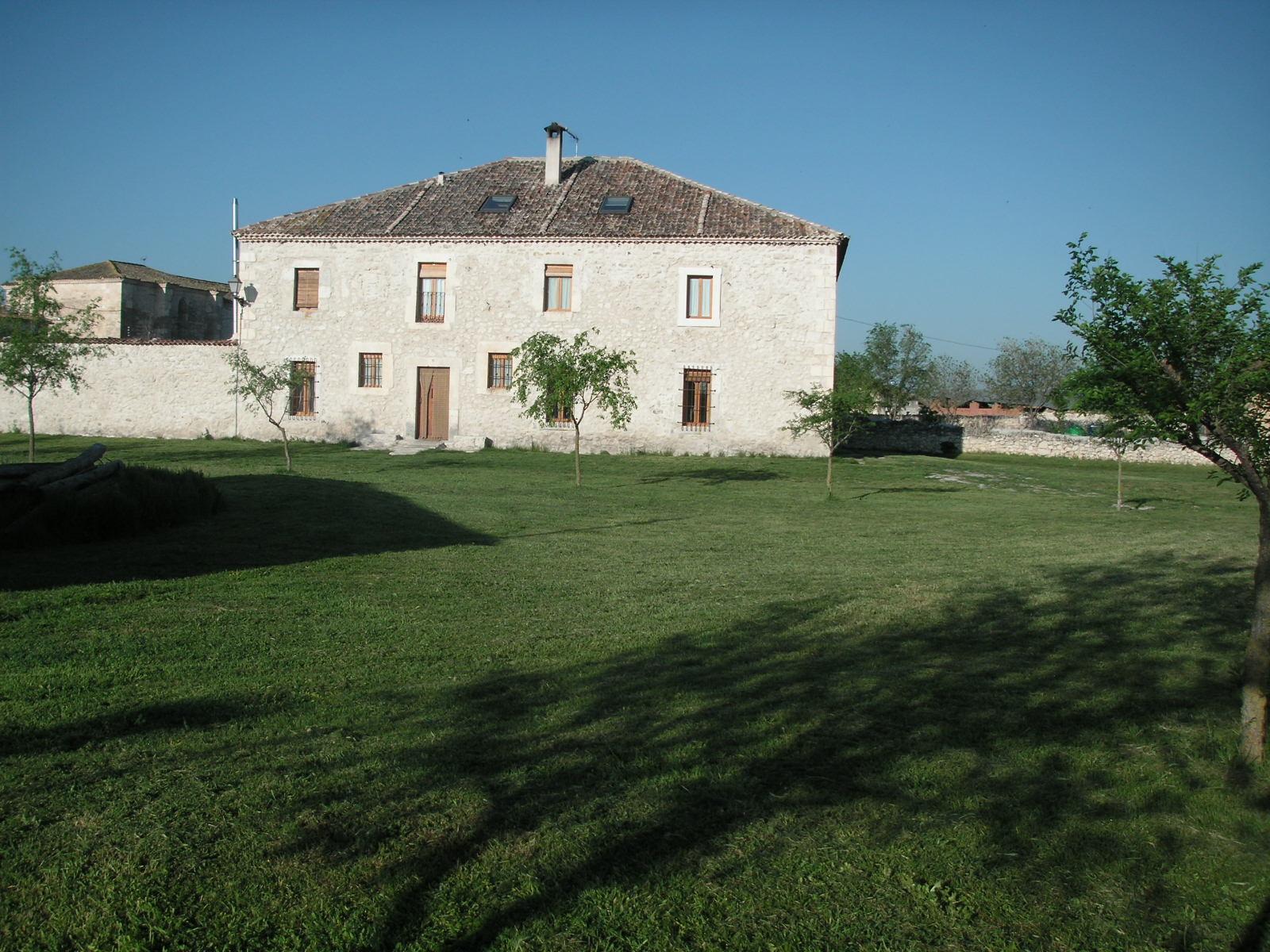 Olombrada for Casa rural mansion terraplen seis