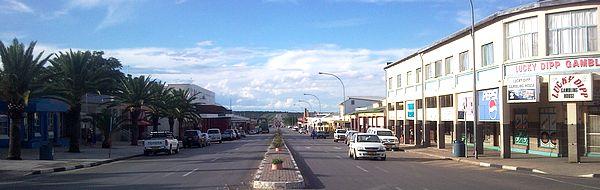 Otjiwarongo Namibia  city images : Otjiwarongo