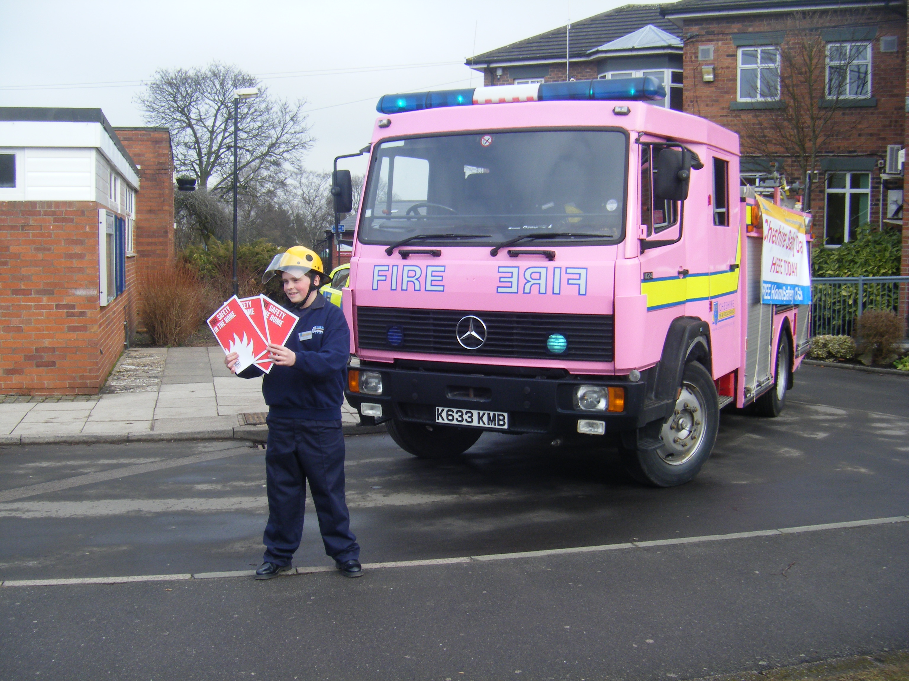 Galerry Derbyshire Fire and Rescue Service