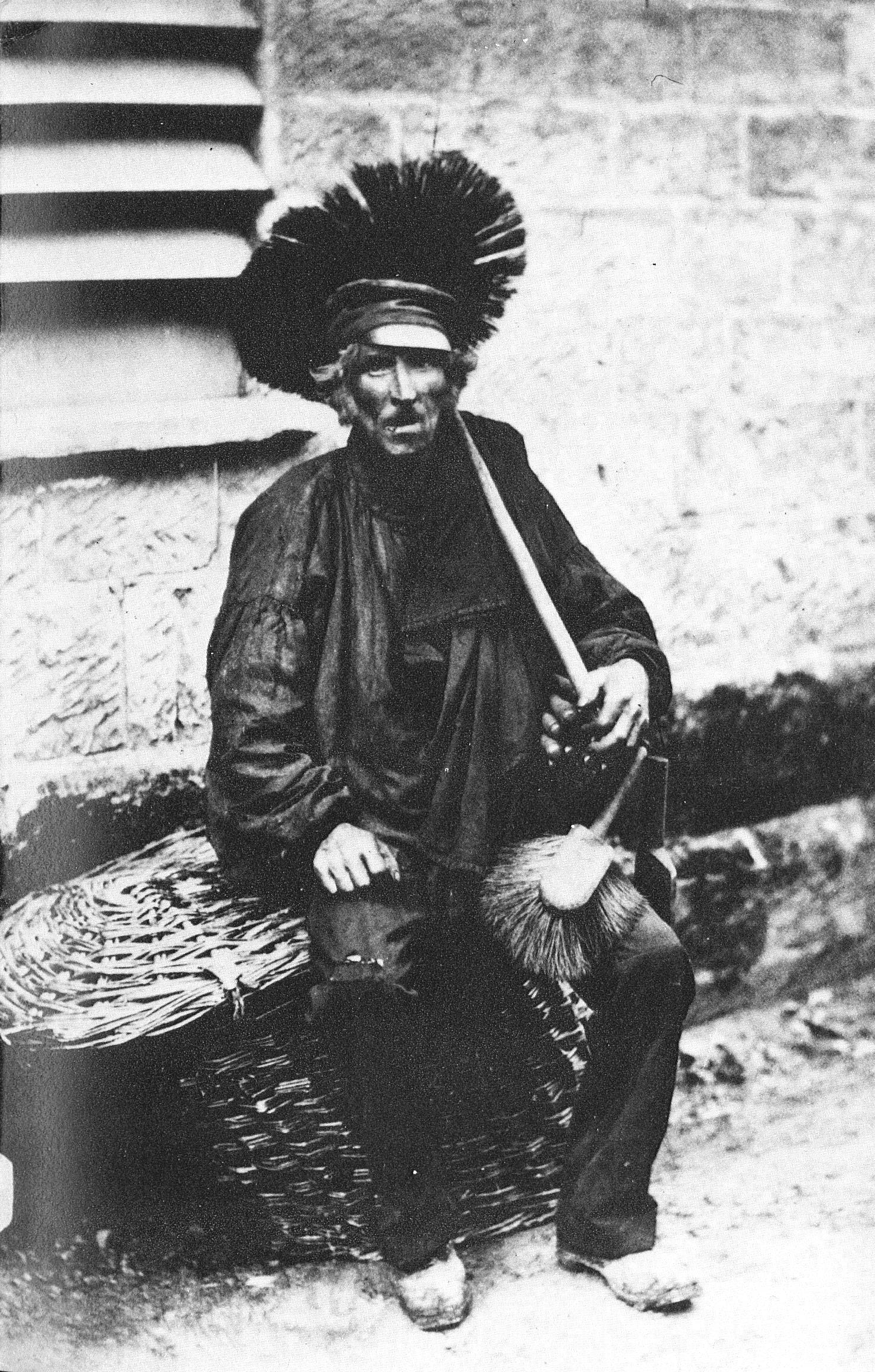 mongolian chimney sweep