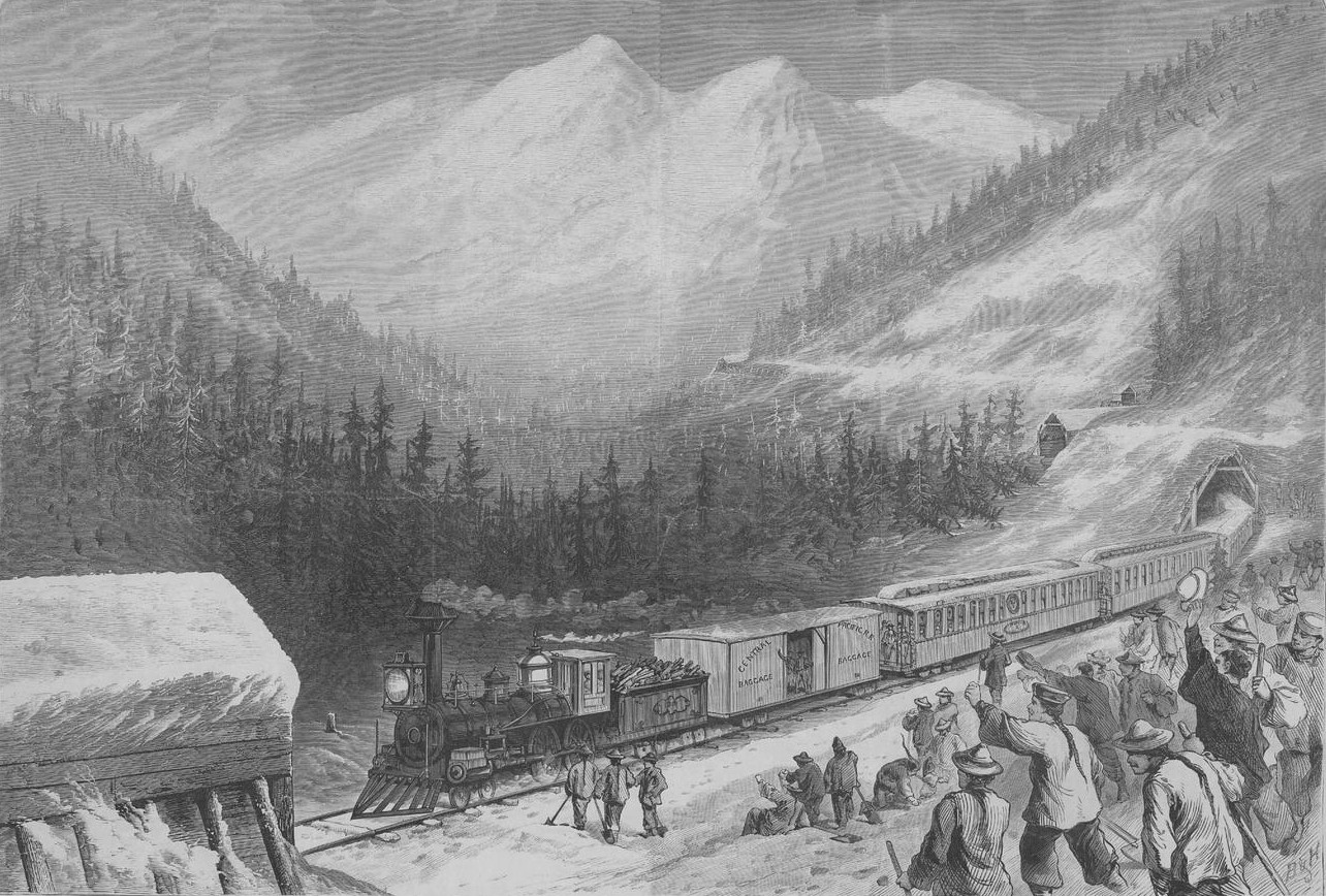 chinese american labor on the transcontinental Chinese laborers were brought in by the central pacific railroad in mormons also supplied labor chinese-american contribution to transcontinental railroad.