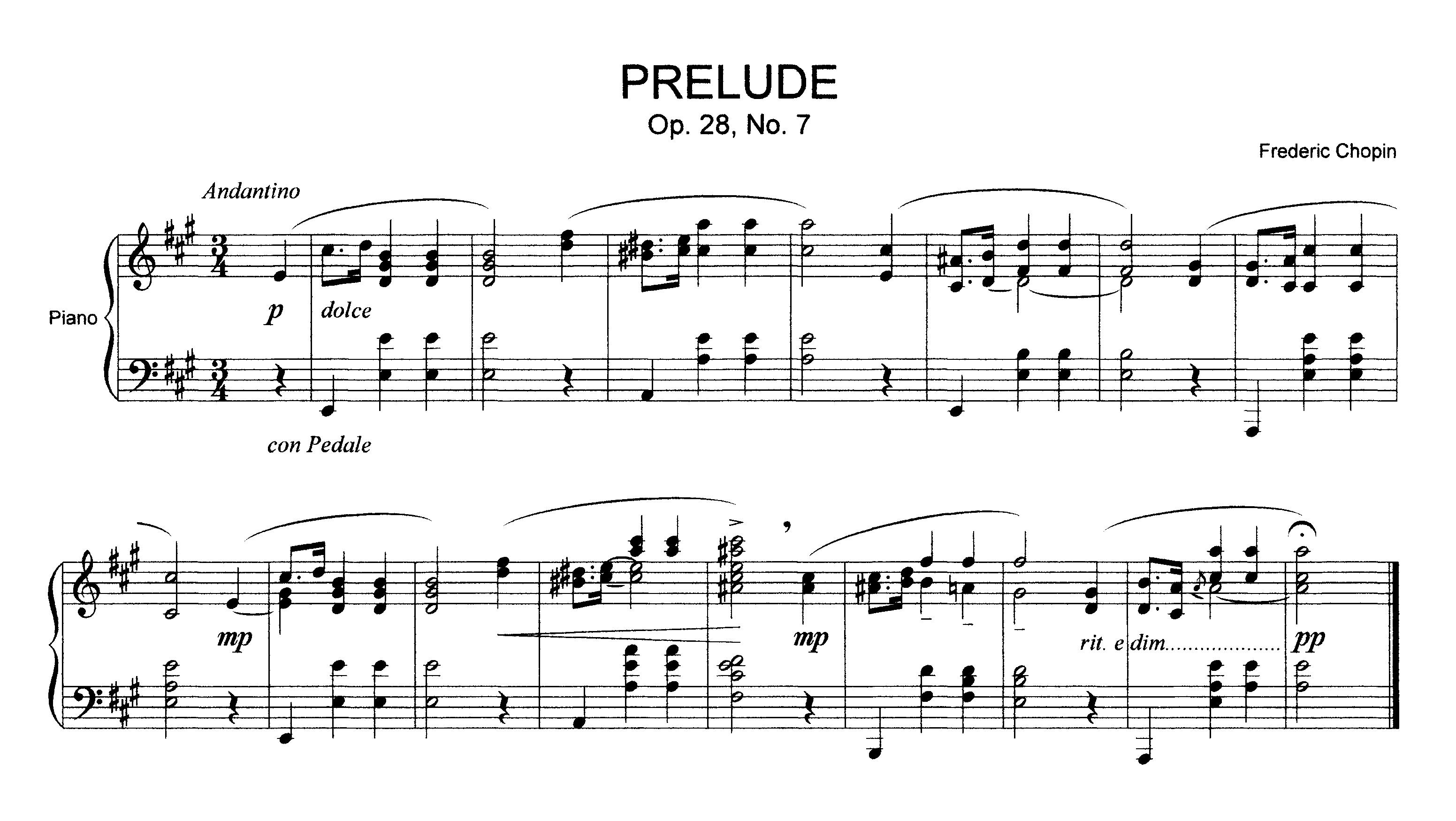 Piano Roll Vs Traditional Notation Musictheory