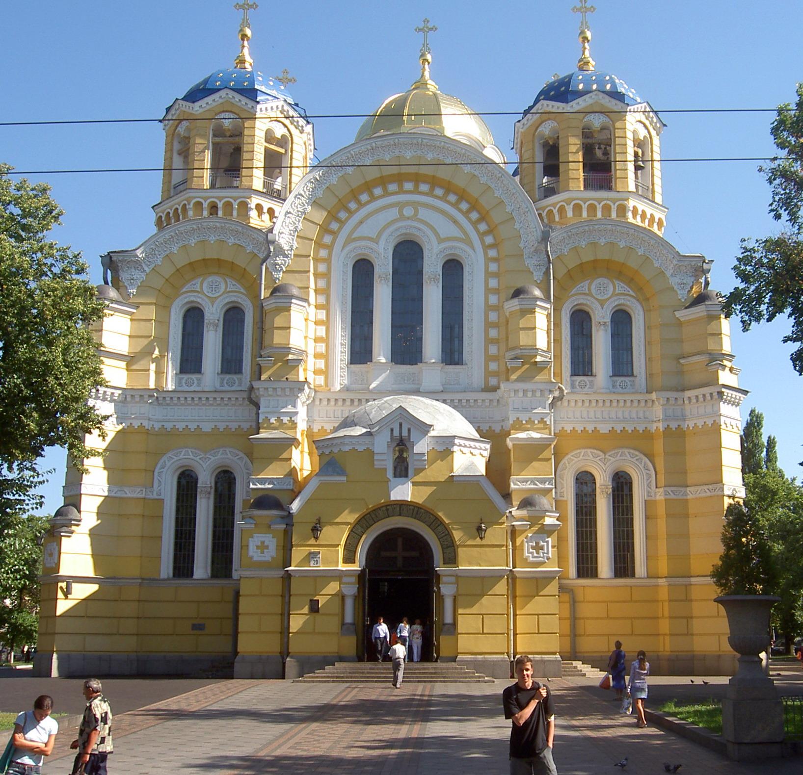 neobyzantine architecture in the russian empire