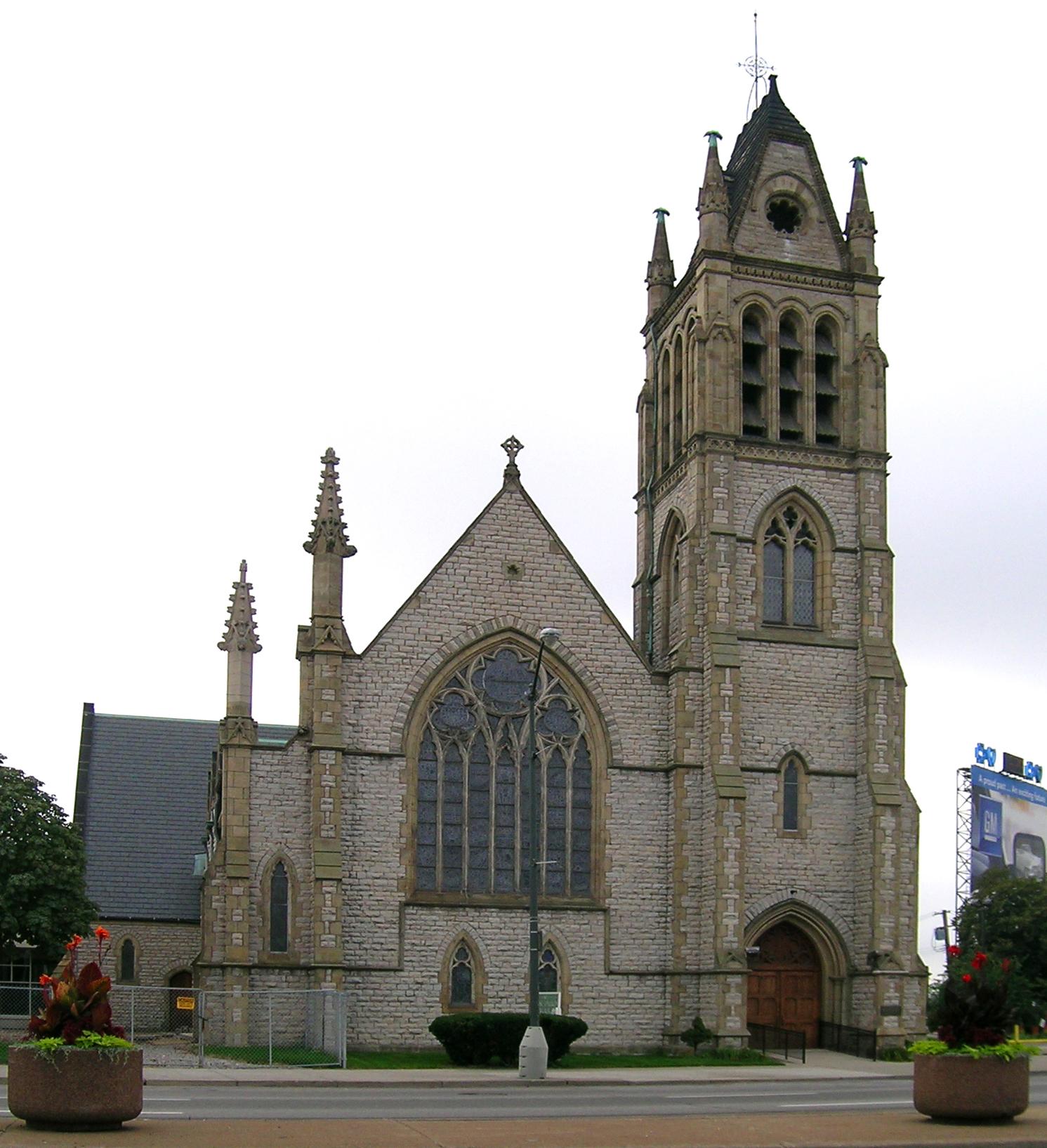 Christ Church Detroit