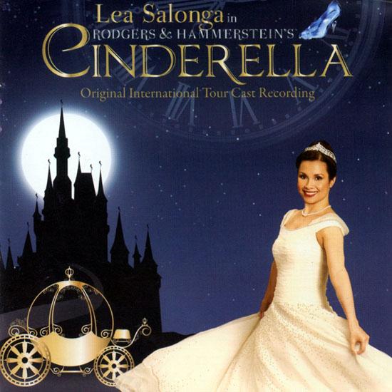 cinderella original international tour cast recording