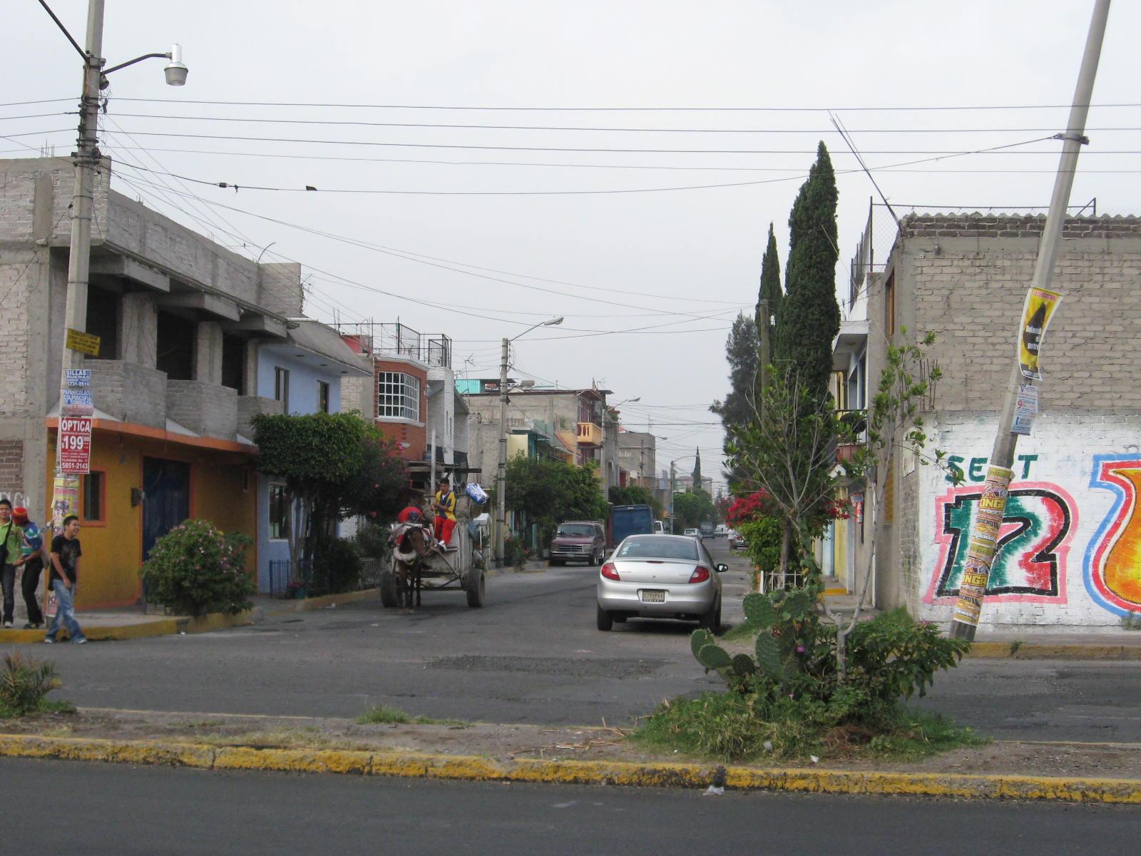 Ciudad Nezahualcoyotl Mapa Ciudad Nezahualcoyotl Mexico