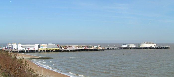 Clacton Pier.