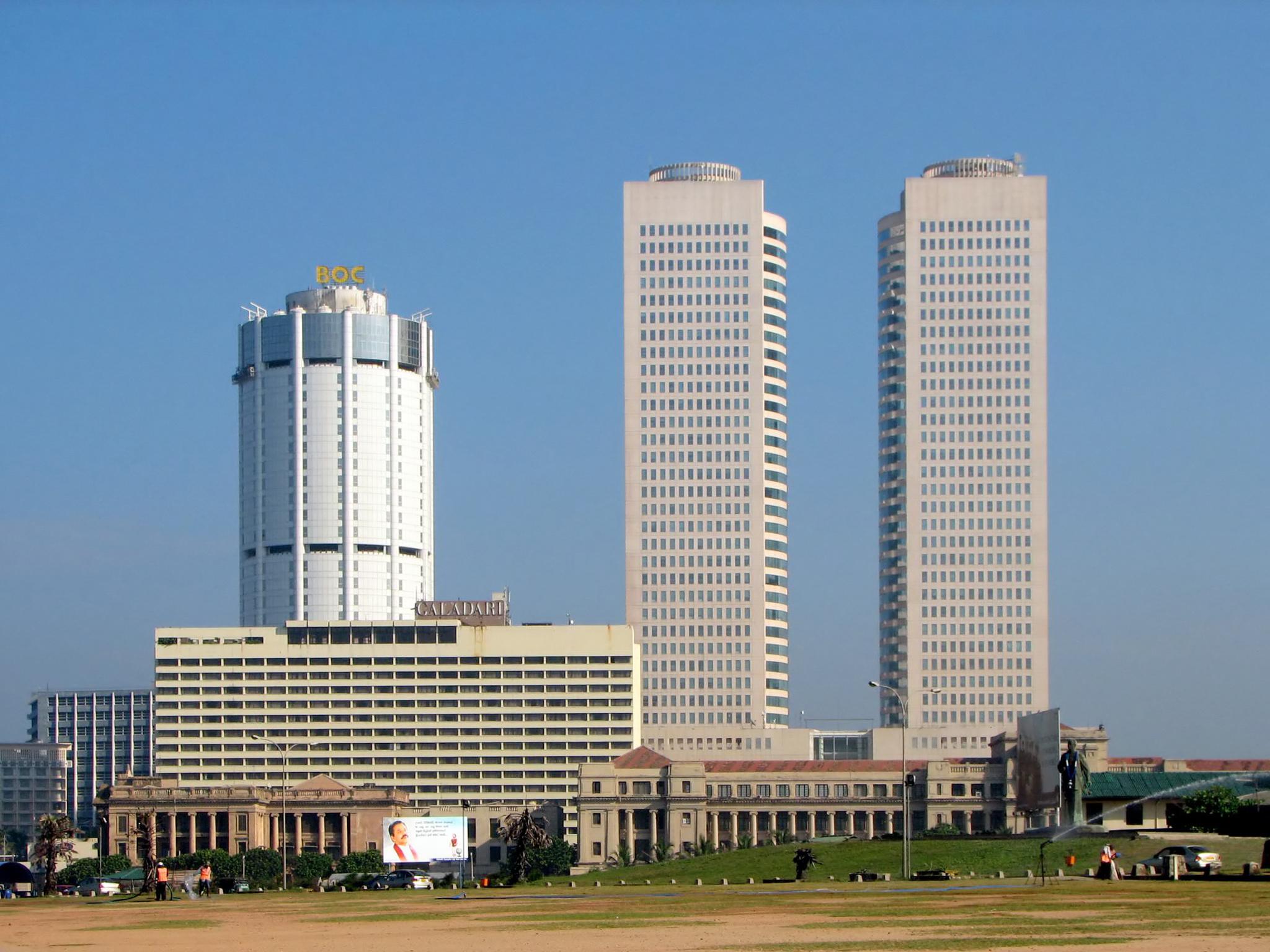 Colombo Centre