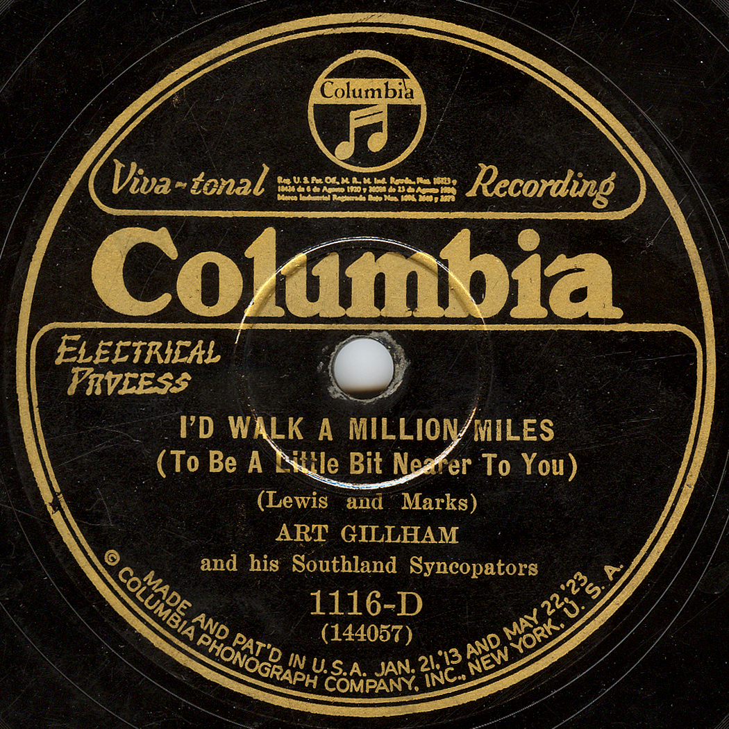 Columbia records for Classic house record labels