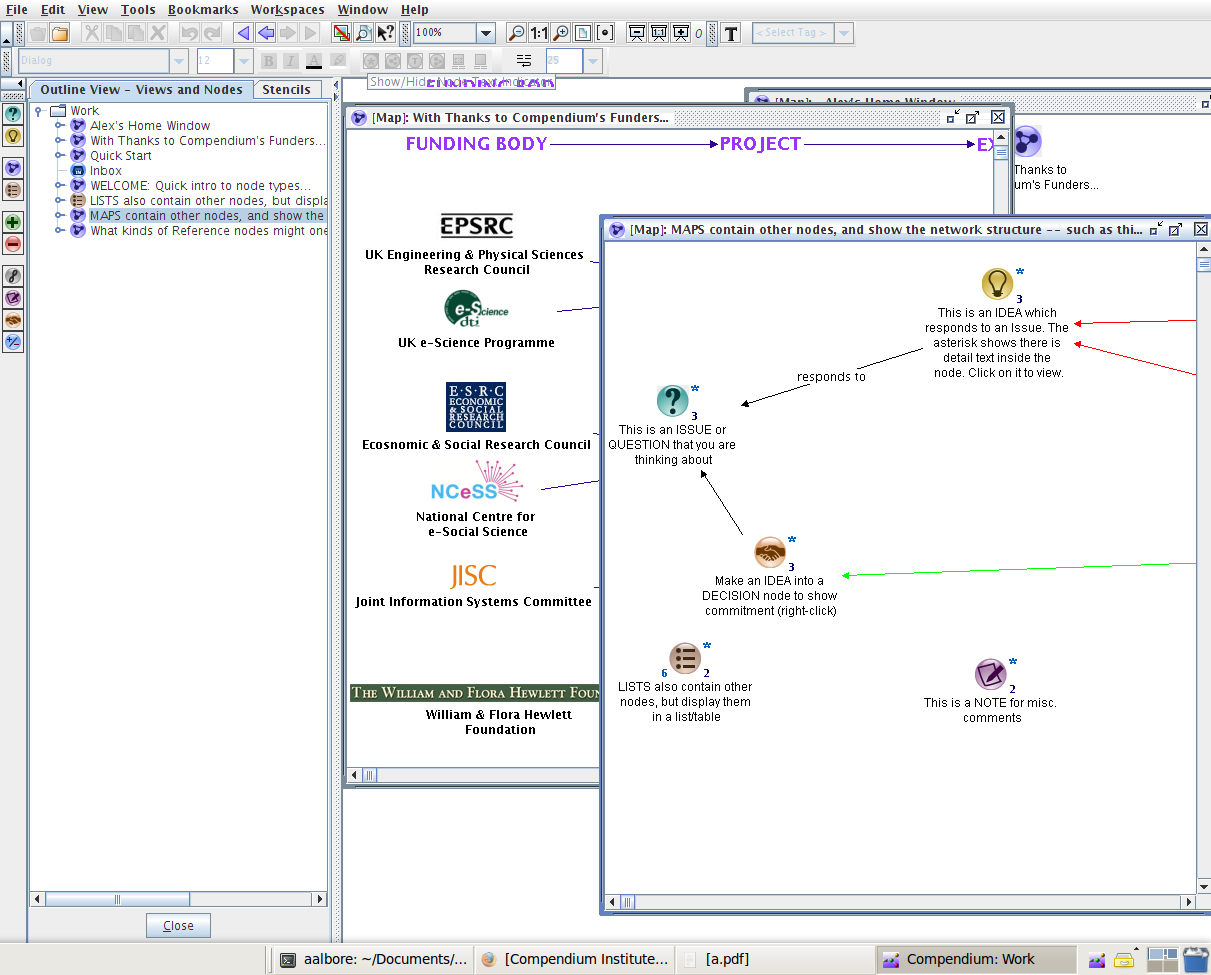free mind mapping software windows free software and