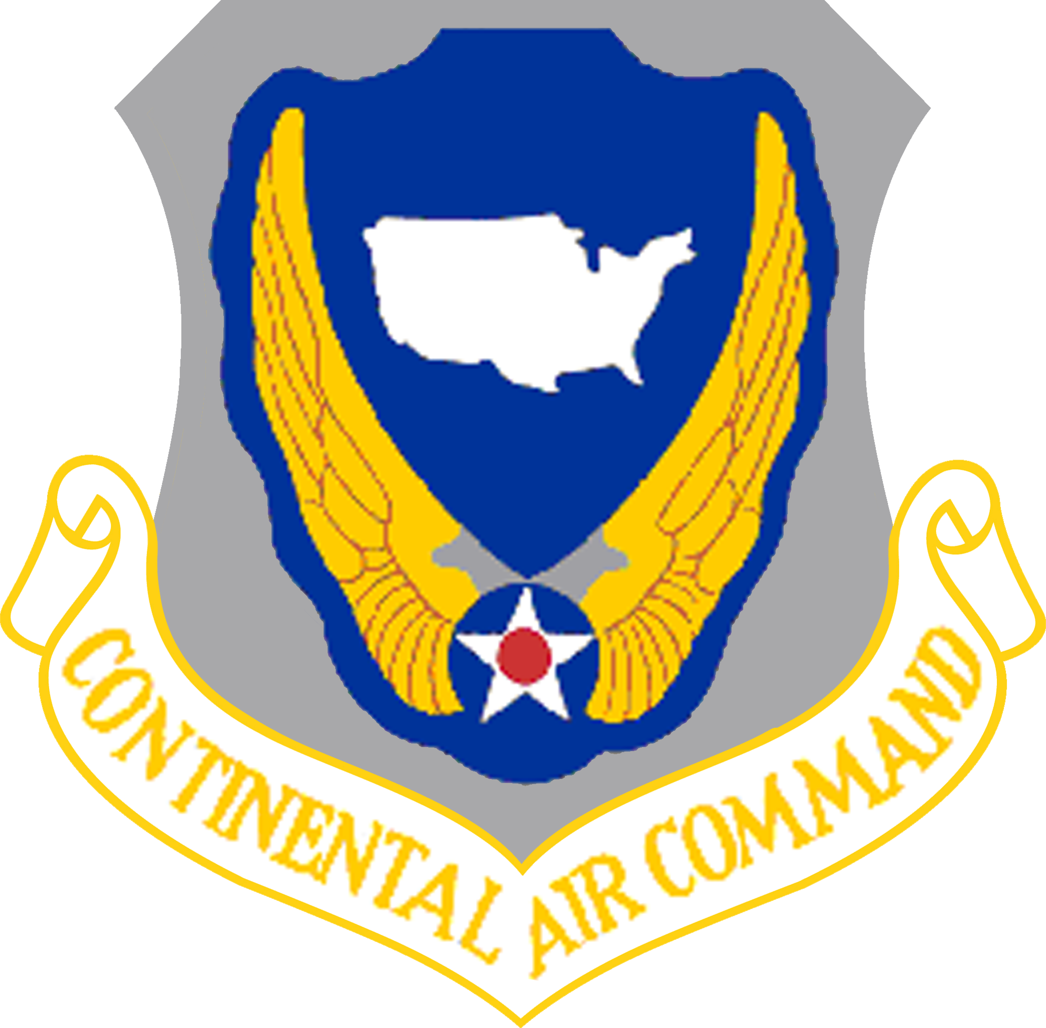 833rd aero squadron - Continental Air Command Png