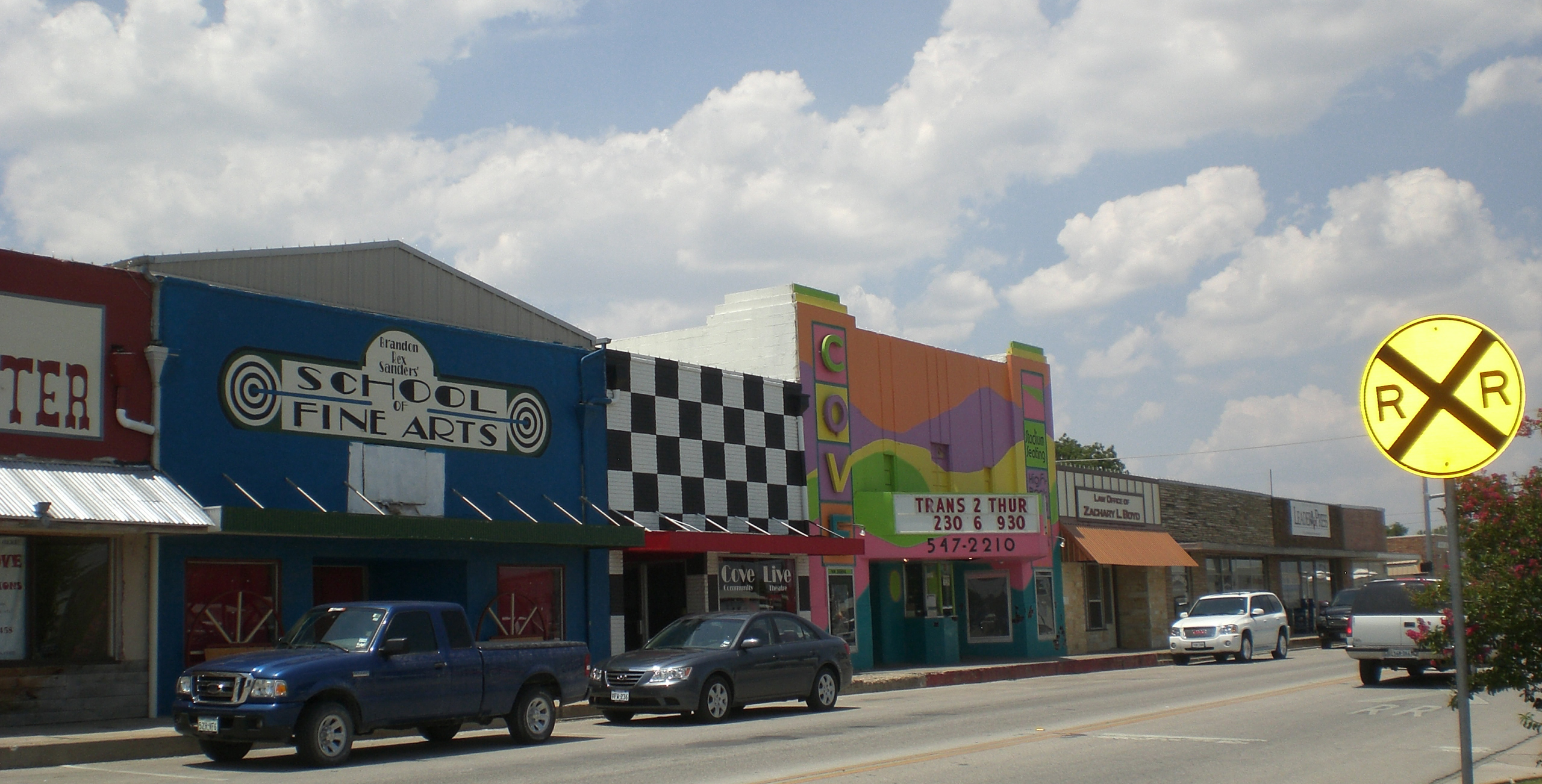 Copperas Cove (TX) United States  City new picture : Downtown Copperas Cove