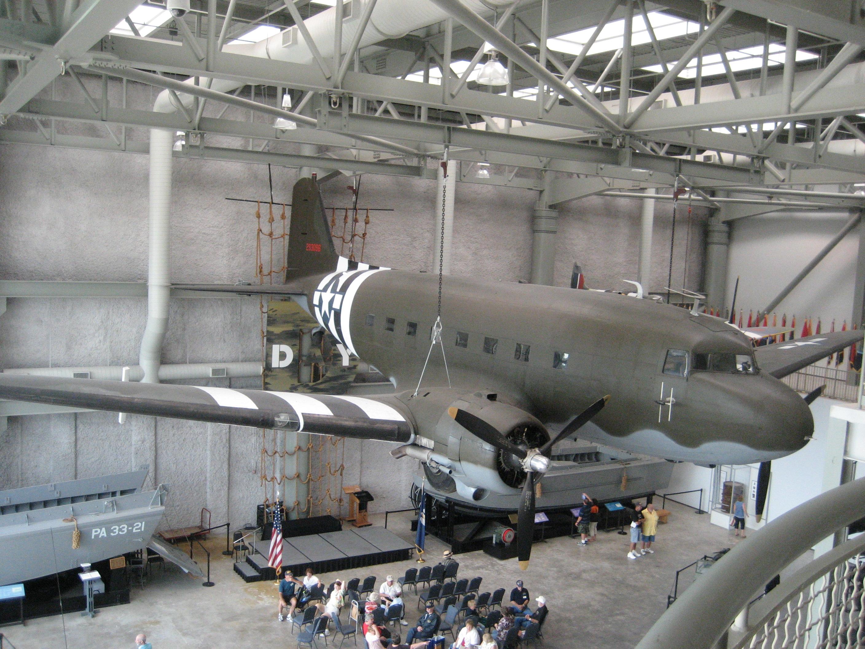 National World War II Museum - World war ii museums in usa